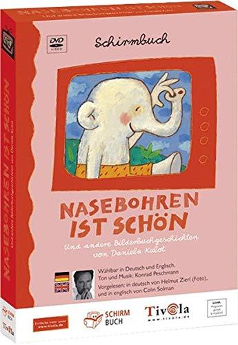 Daniela Kulot: Nasebohren ist schön - Bilderbuch-DVD