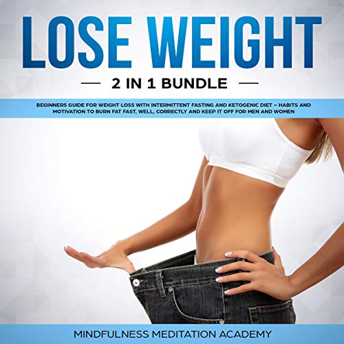 Lose Weight 2 in 1 Bundle audiobook cover art