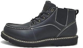 [リベルトエドウィン] LIBERTO EDWIN ブーツ メンズ サイドゴア ワーク チャッカブーツ No.61145