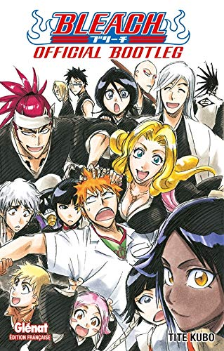 Bleach Anime comics - Official Bootleg