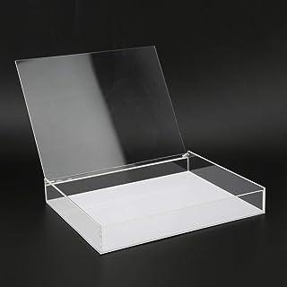 【𝐒𝐩𝐫𝐢𝐧𝐠 𝐒𝐚𝐥𝐞 𝐆𝐢𝐟𝐭】Affordable False Eyelash Organizer, Eyelash Display Box, for Home Make Up Acrylic Girls