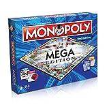 Winning Moves Monopoly Mega 2nd Edition 2020 - Juego de mesa