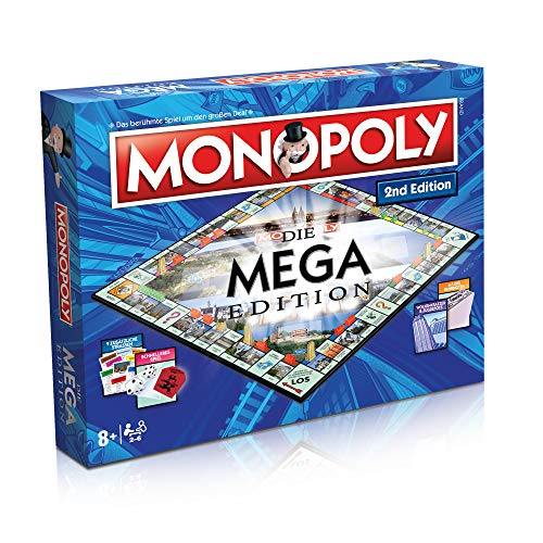Winning Moves Monopoly Mega 2nd Edition