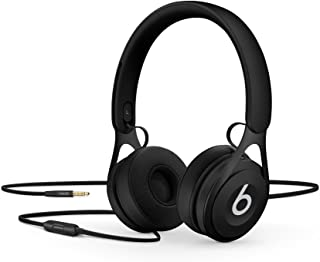 Beats by Dr. Dre EP Wired On-Ear Headphones - Black (Renewed)