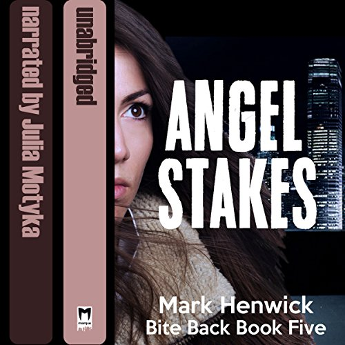 Angel Stakes cover art