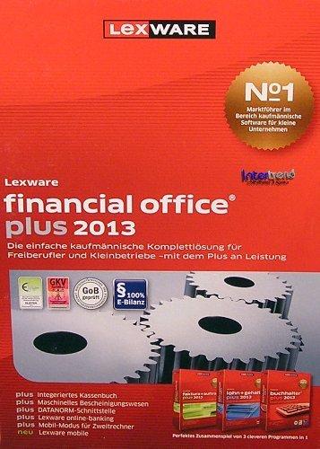 Lexware Financial Office Plus 2013 Update (Version 17.00)