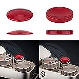 2X Camera Shutter Button Cap for Sony ZV-1 ZV1 A7C A6000 A6100 A6300 A6400...