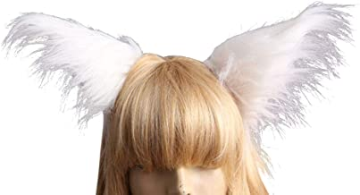 Mtxc Inu x Boku SS Cosplay Accessories Soshi Miketsukami Fox Ears White