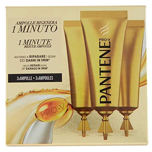 Pantene Ampollas Tratamiento Reparador Intensivo labrador * 3 unidades Productos para el cabello