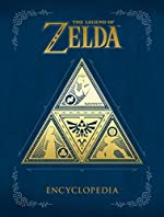 The Legend of Zelda Encyclopedia de Nintendo