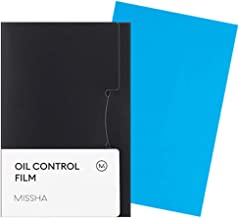 MISSHA Oil Control Film 50-Count Sheets (Pack of 2)