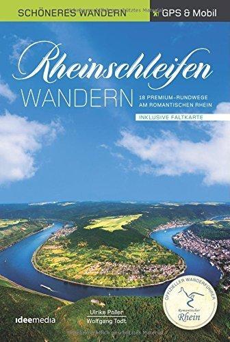 Rheinschleifen - Offizieller Wanderführer. Schöneres Wandern Pocket. GPS, Detailkarten, Höhenprofile, herausnehmbare Übersichtskarte, ... inklusive Faltkarte und Online-Anbindung. von Ulrike Poller (6. März 2015) Broschiert