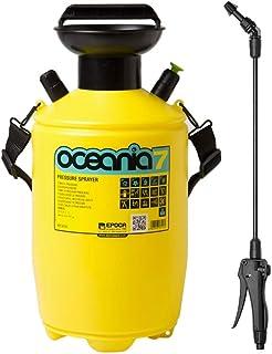 EPOCA Pneumatic Garden Pressure Sprayer OCEANIA 7 - Made in Italy