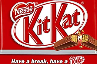 Nestle Kitkat Chocolates Bar 20X 18g wafer Cocoa