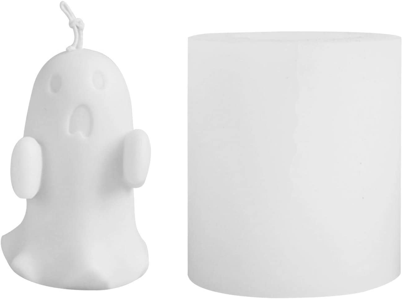 daiyanjing 3D Skull Candle Outlet ☆ Free Shipping Molds Silicone Direct sale of manufacturer Mold DIY Ghost