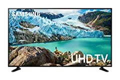 Samsung RU7099 138 cm (55 tum) LED-TV (Ultra HD, HDR, Triple Tuner, Smart TV) [Årsmodell 2019]