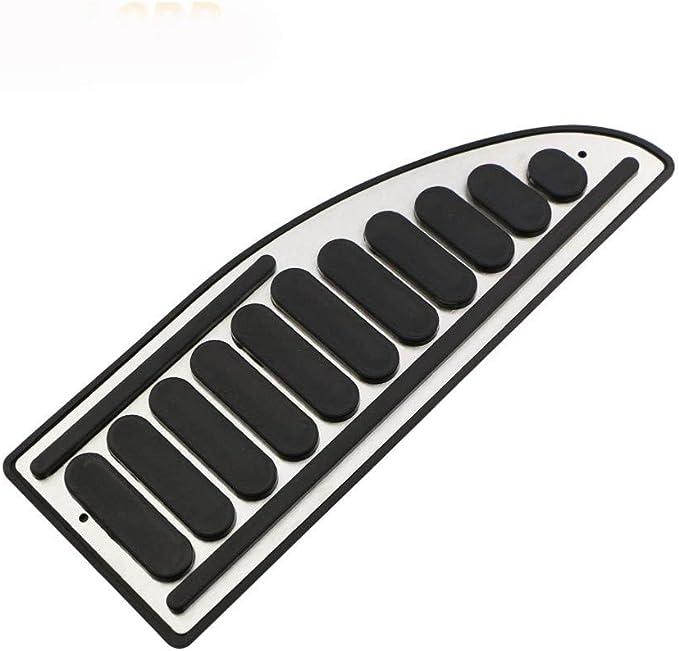 Wqsnub Auto Pedal Fußplatte Trittbrett Fußstütze Pedalabdeckungfiesta Mondeo Fusion Kuga Escape Für Ford Focus 2 3 4 Mk2 Mk3 Mk4 Sport Freizeit