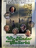 Wir Kinder aus Bullerbü - Astrid Lindgren - Filmposter A1