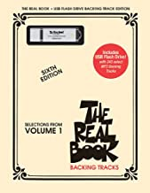 The Real Book Play-Along: Selections From Volume I Sixth Edition C Instruments (USB)