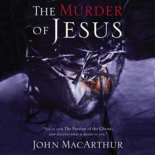 The Murder of Jesus cover art