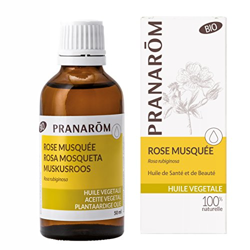 Learn More About PRANAROM - ROSE HIP OIL PLANT B by Pranar?m