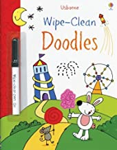 Wipe-Clean Doodles (Wipe-Clean Books) by Stacey Lamb (2013-01-01)