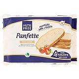 Nutrifree Panfette Pane Casereccio, 4 x 75g