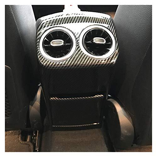 Phoenixset Ajuste para Mercedes Benz Una Clase CLA W177 C118 A200 A220 CLA200 Caja de arzas traseras Trazo de Aire Cubierta de Aire Pegatinas Accesorios Accesorios Coche Estilo