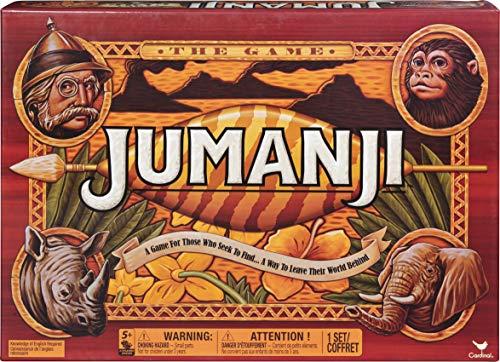 Cardinal Games Jumanji Classic Retro '90s Board Game