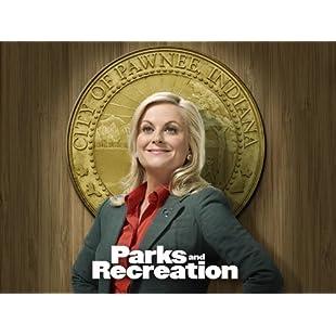 Parks and Recreation - Season 1:Iracematravel