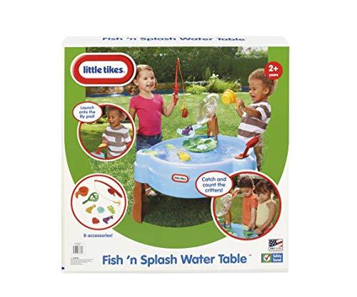Little Tikes Fish 'n Splash Water Table White