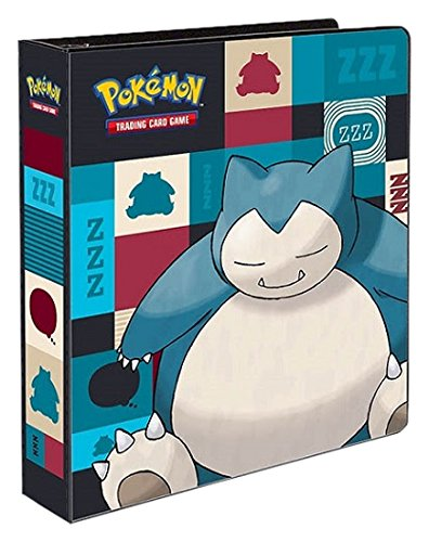 Amigo Spiel + Freizeit Ultra Pro 2 Album - Pokemon: Snorlax