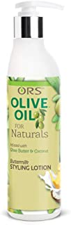 ORS Olive Oil For Naturals Buttermilk Styling Lotion