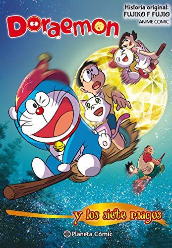 Doraemon y los siete magos (Manga Kodomo)