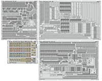 エデュアルド 1/350 ビッグエド CVN-65 エンタープライズ パーツセット パート2 (タミヤ用) プラモデル用パーツ EDUBIG5352