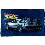 Back To The Future - Delorean Fleece Blanket 57 x 35in