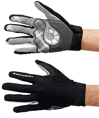 Northwave MTB Air Man guantes de ciclismo de largo Camo 2015, color , tamaño S (7)