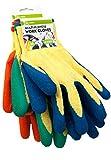 iN WORK 3 Pairs of multi-purpose work gloves. Lightweight for Gardening, DIY (M)