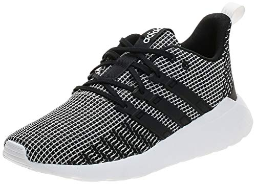 adidas Questar Flow, Zapatillas Running Hombre, Negro Core Black Core Black FTWR White, 44 EU