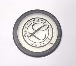 3M_聴診器パーツ_リットマン_クラシックIII用_一体型リム&ダイヤフラム成人面用(45mm)_グレー_33475