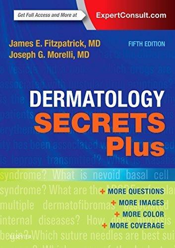 Dermatology Secrets Plus 5e By James E Fitzpatrick Md 2015 10 09