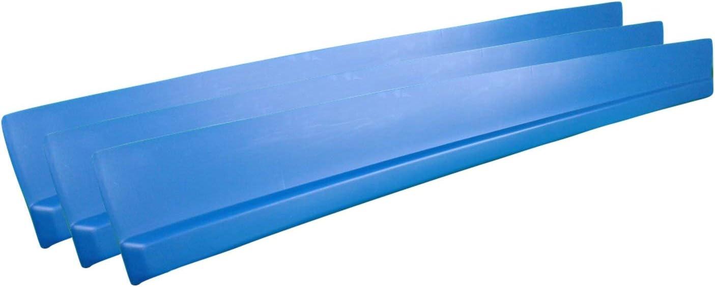 Dominator 祝開店大放出セール開催中 Race Products 1100-BL Dirt Set 再入荷 予約販売 Blue Panel 3pc Rocker