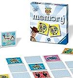 Ravensburger-21472 Ravensburger Disney Toy Story 4 Mini Memoria para...