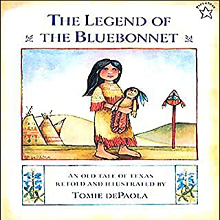 The Legend of the Bluebonnet cover art