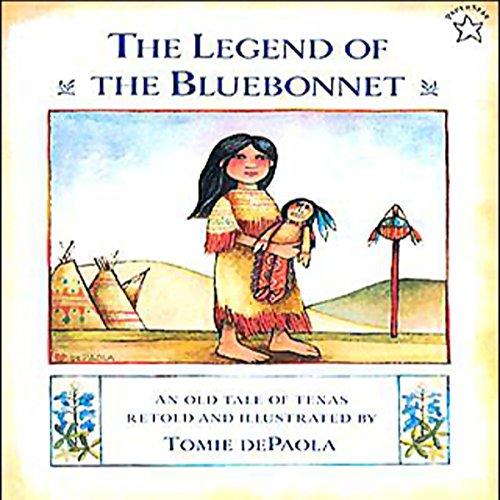 The Legend of the Bluebonnet cover art