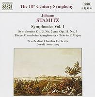 Stamitz: Symphonies Vol. 1 (1996-02-20)