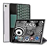 Tablette Tactile 10 Pouces Android 10, 6 Go de RAM + 64 Go de ROM, Octa-Core, 1920 * 1200 IPS HD Screen, 4G LTE Tablette Clavier avec 5G WiFi, 6500 mAh, 8MP + 5MP Double Caméra, Dual SIM, GPS, Type-C