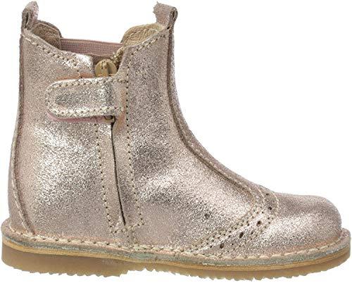 Bisgaard Mädchen MASI Chelsea Boots, Pink (Rose Gold 1614), 33 EU