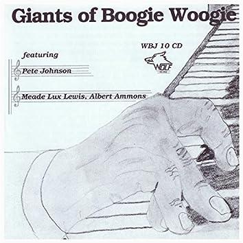 Giants of Boogie Woogie