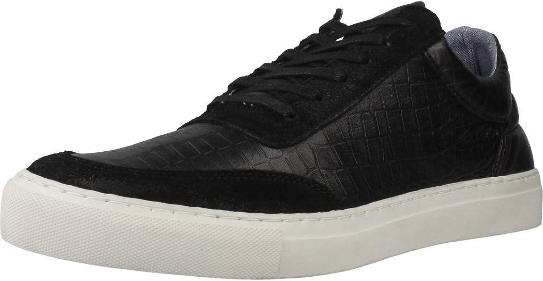 GAS Men's shoes, Colour Black, Brand, Model Men's shoes Sven Black